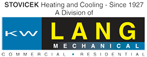 KW Lang Mechanical Logo